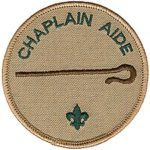 chaplain aide badge