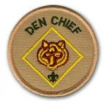 den chief badge