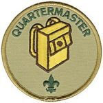 quartermaster badge