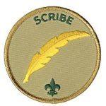 scribe badge