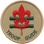 troop guide badge
