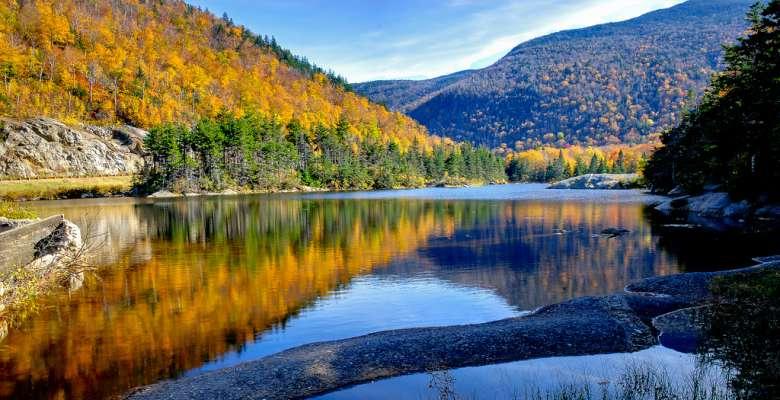 Flat Mountain Lake